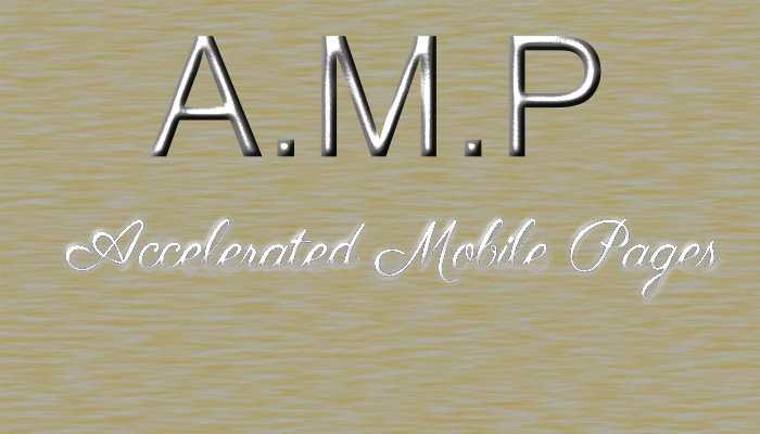 Un guide pratique pour l'AMP (Accelerated Mobile Pages)