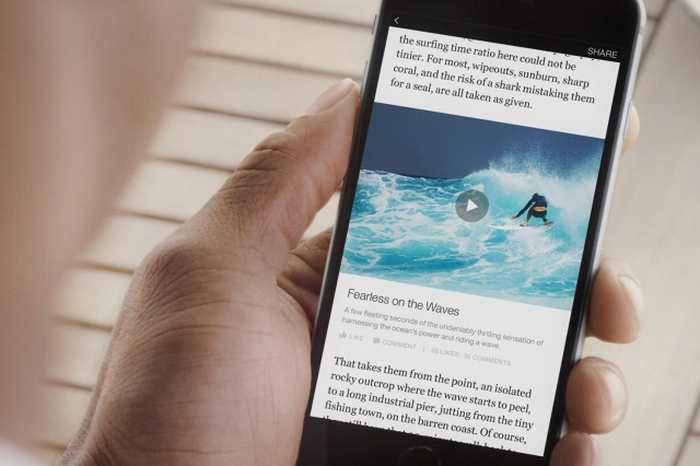 Facebook Instant Articles est disponible pour tous les sites