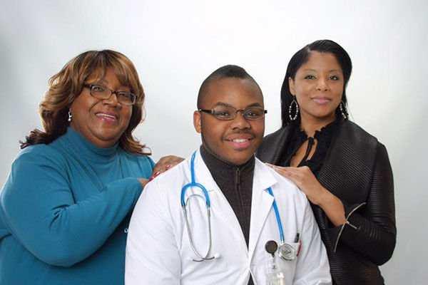 L'une des brochures de la fausse clinique de Le site de la fausse clinique de Malachi Love-Robinson