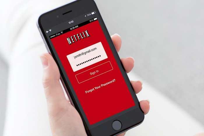 Netflix : Des comptes sur le marché noir pour 0,25 dollars