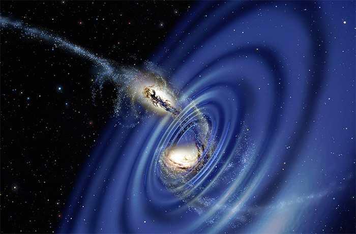 Un autre chercheur affirme qu'on a trouvé des ondes gravitationnelles et cette nouvelle rumeur est plus crédible que les autres.