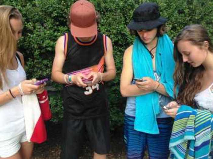 Réseaux sociaux : Les jeunes quittent la sphère publique