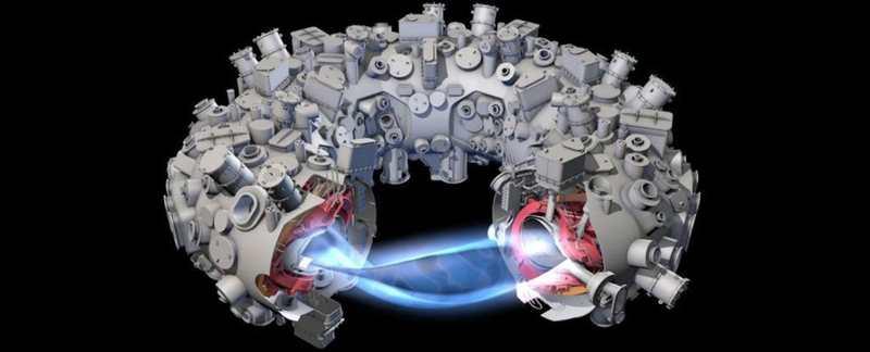 Les scientifiques allemands ont produit du plasma d'hydrogène avec le Wendelstein 7-X, un Stellarator qui est une machine de fusion nucléaire.