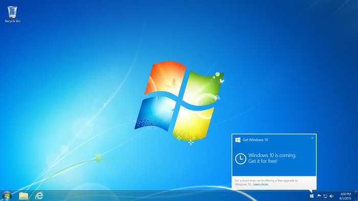 Microsoft tente de forcer les utilisateurs de Windows 7 et de Windows 8 à passer sous Windows 10 par tous les moyens