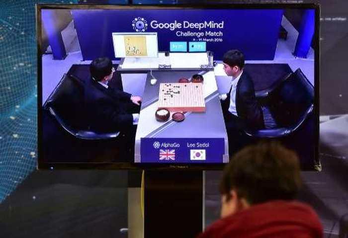 AlphaGo a battu le champion du monde du jeu de GO dans le premier match