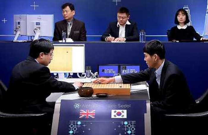 Lee Se-Dol gagne le 4e match contre AlphaGo