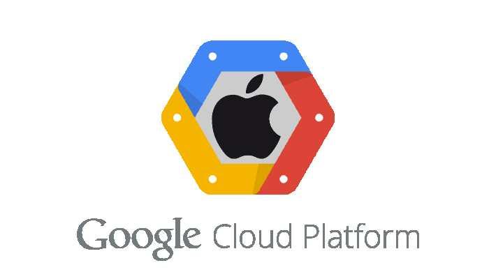 Apple commence à utiliser Google Cloud