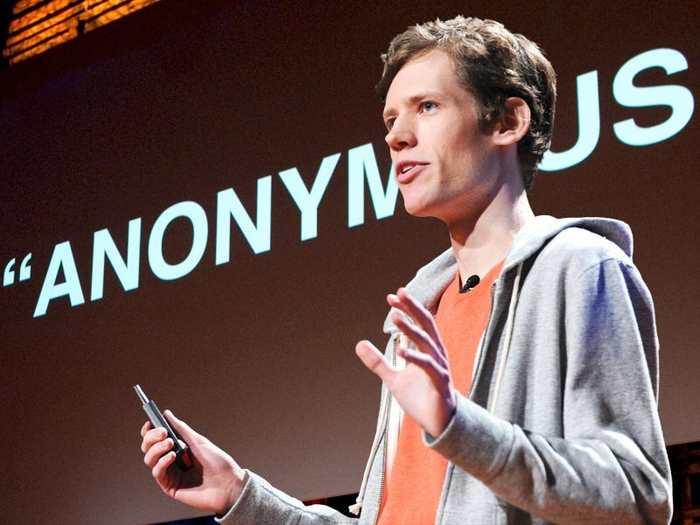 Le fondateur de 4chan rejoint Google