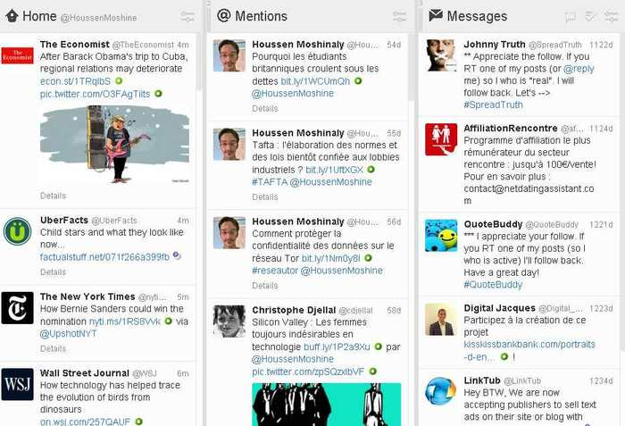 Twitter ne va plus supporter TweetDeck pour Windows à partir d'avril 2016