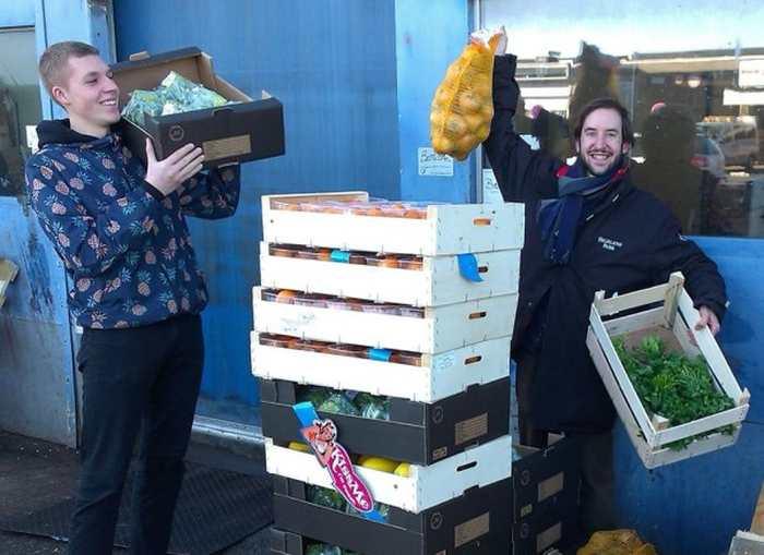 WeFood, le premier supermarché de produits périmés ouvre au Danemark