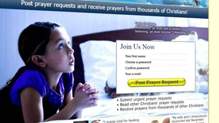 Une arnaque pour acheter des prières a rapporté 7 millions de dollars à son auteur