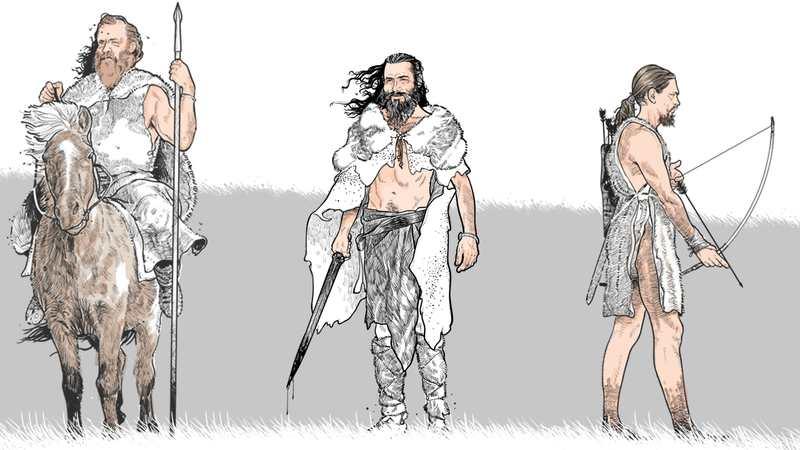 Le type d'équipement des guerriers de Tollense