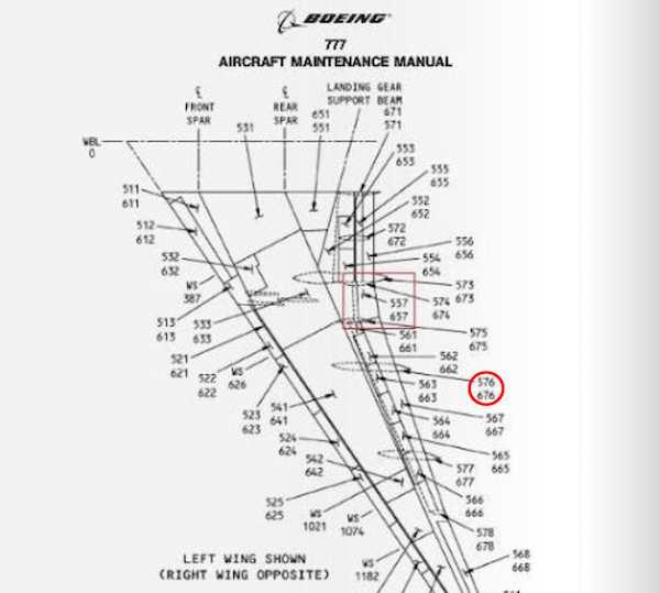 Découverte de débris appartenant au vol MH370
