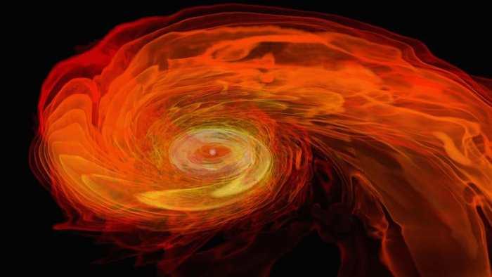 L'expansion de l'univers a joué un rôle dans l'apparition de la vie