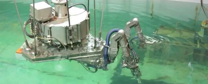 """Même des robots """"meurent"""" à Fukushima"""