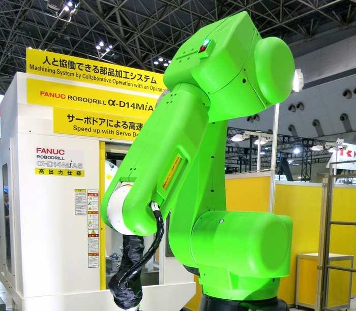 Un robot d'usine qui apprend son métier en 8 heures