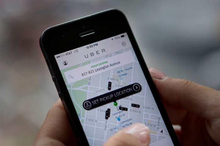 Des chauffeurs Uber mettent du faux vomi pour arnaquer les clients