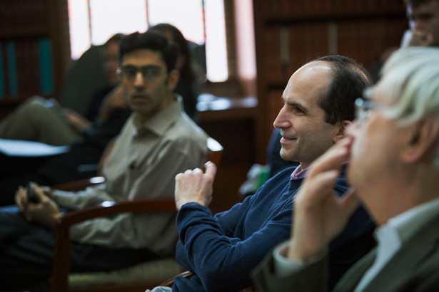 Juan Maldacena est l'un des pionniers de l'étude sur la cosmologie non gaussienne