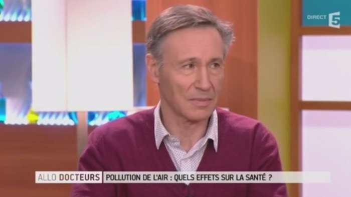 Michel Aubier, un chercheur de l'INSERM, accusé de parjure pour avoir été payé par l'entreprise Total.