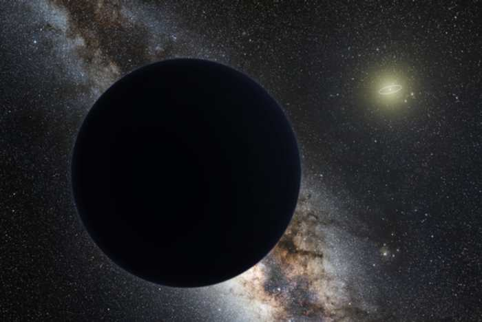 Planet Nine et la variation gravitationnelle de la sonde Cassini