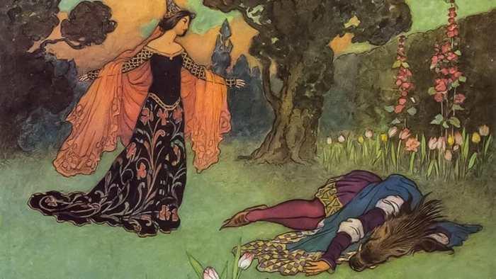 Les contes de fée sont très anciens puisque certains d'entre eux existent depuis 6 000 ans