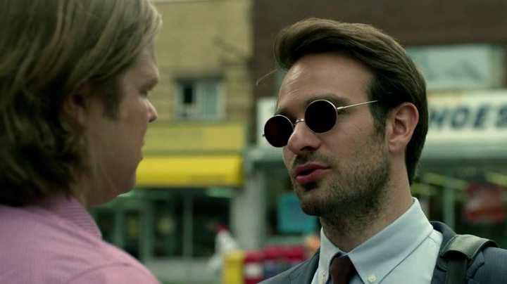 La seconde saison de Daredevil frôle l'excellence, mais on a toujours dû mal à situer le personnage de Daredevil.