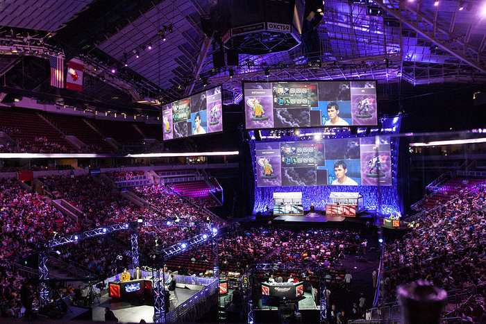 L'e-Sports représente une audience de 450 millions de dollars