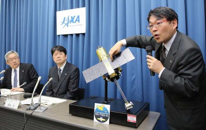 Le satellite japonais Hitomi/Astro-H est officiellement mort