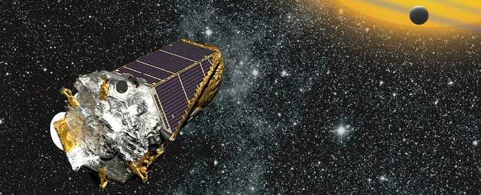 Le télescope spatial Kepler est en panne et il est entré en mode urgence