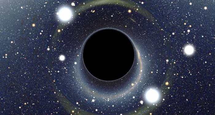 Un trou noir en laboratoire pour prouver la radiation Hawking