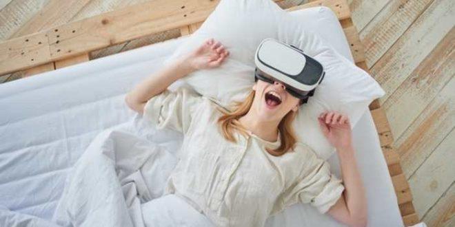 Le sexe en réalité virtuelle, bientôt àportée decasque