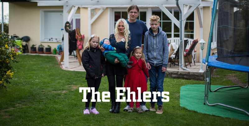 La famille Ehlers