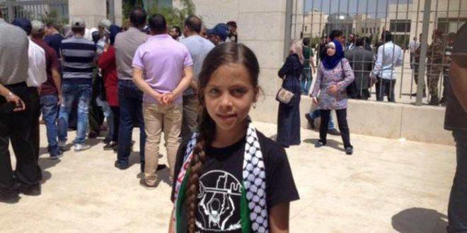 Janna Jihad, la plus jeune reporter en Palestine