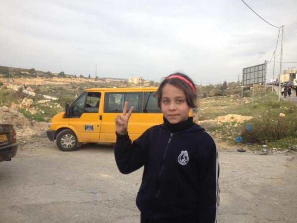 Janna Jihad est une fille de 10 ans et elle est la plus jeune reporter en Palestine.