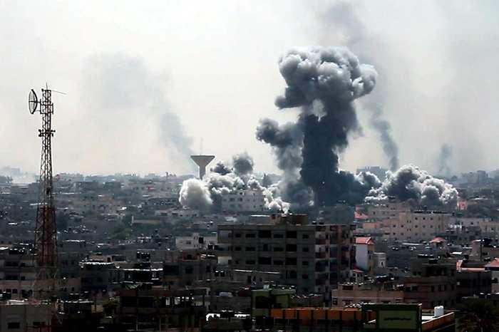 Le Crowsourcing pour révéler la vérité sur l'attaque contre Gaza