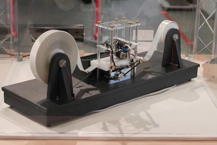 Cette machine de Turing doit fonctionner éternellement sauf si les maths sont fausses
