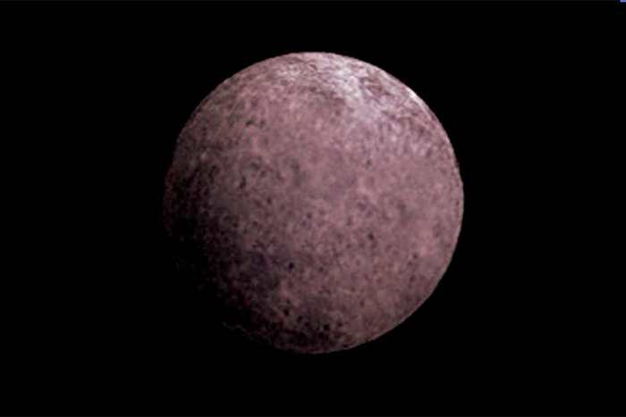 La planète naine 2007 OR10 pourrait être la troisième plus grande du système solaire.