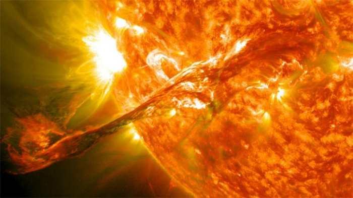 L'apocalypse du soleil qui attend la Terre