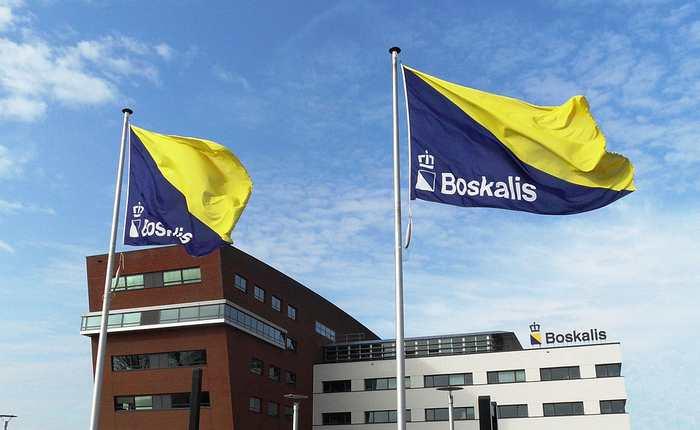 Comment l'entreprise Koninklijke Boskalis Westminster peut payer des dividendes à ses actionnaires sans payer de dividendes.
