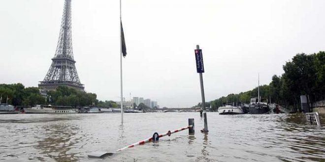 La cause des inondations en France et en Allemagne