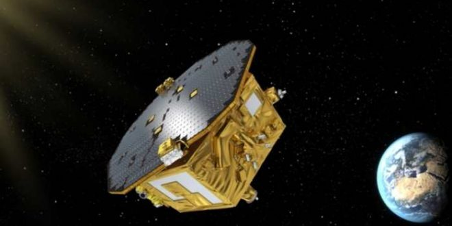 Réussite totale de la mission LISA Pathfinder pour la recherche des ondes gravitationnelles