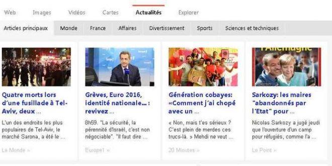 Bing News s'ouvre à tous les éditeurs