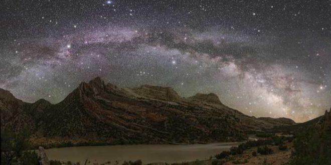La nuit étoilée disparait à cause de la pollution lumineuse