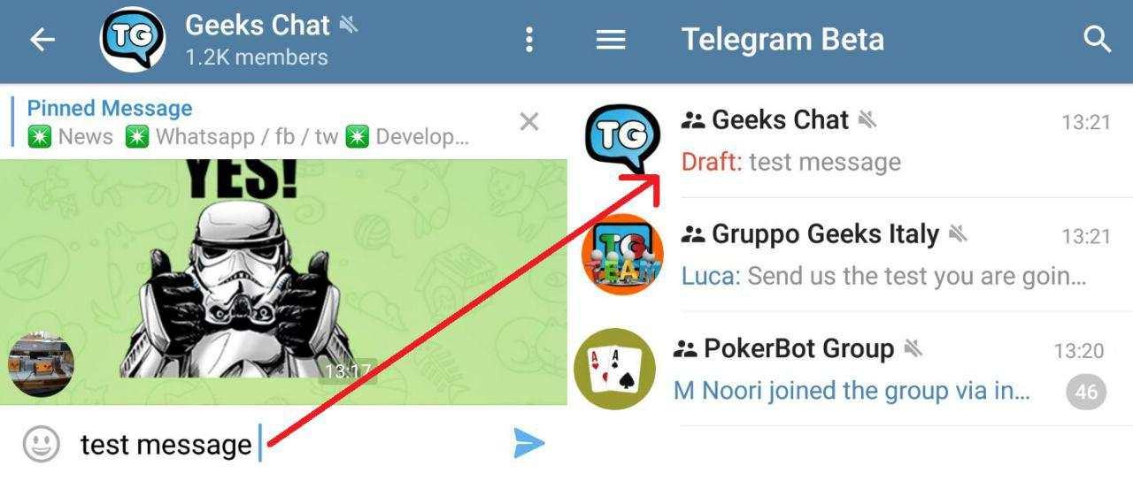 Les nouvelles fonctionnalités de Telegram 3.10