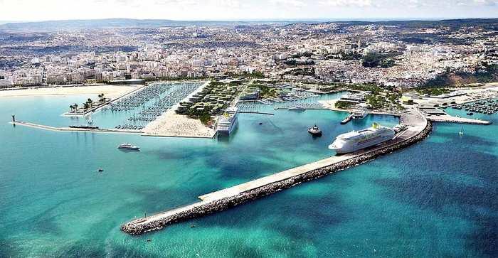 La Chine va construire une cité de 10 milliards de dollars dans la région de Tanger-Tétouan-Al Hoceïma au Maroc