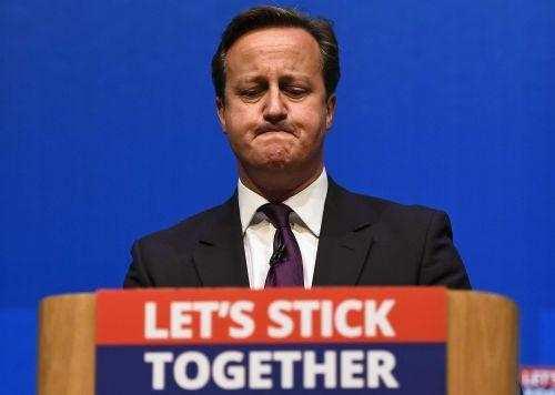 David Cameron, le principal responsable du Brexit