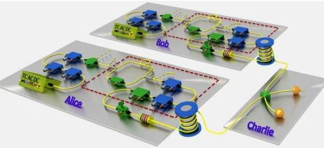 Chiffrement quantique : Record de transfert sur une distance de 400 kilomètres