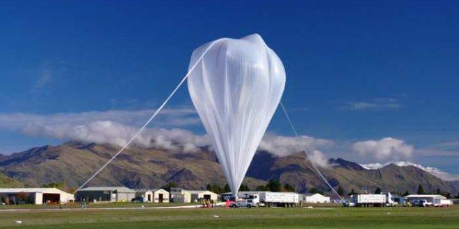 NASA : Un ballon titanesque bat un nouveau record