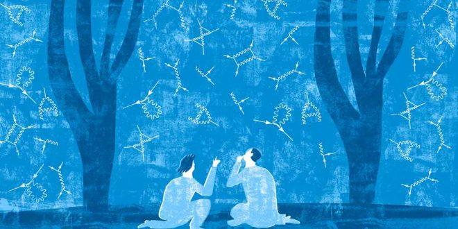 Comment les diagrammes de Feynman ont presque sauvé l'espace ?