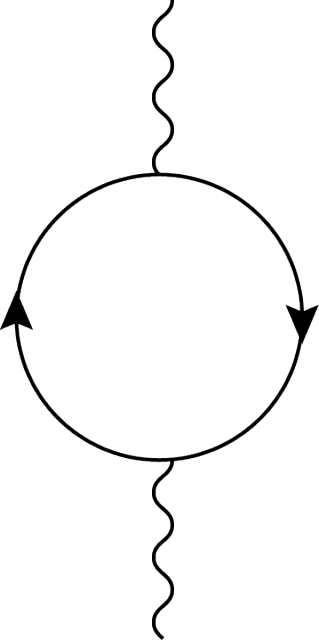 Un graviton rencontre une fluctuation quantique